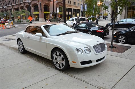 2007 bentley gtc 2007 bentley continental gtc used bentley used rolls
