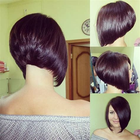 umbre angled bob hair cuts 120 best images about bobs on pinterest chunky