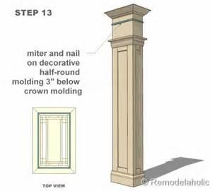 Crown Point Kitchen Cabinets free interior column plans