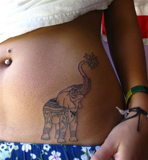 tattoo pictures hip elephant hip tattoo black and white tattoos best tats