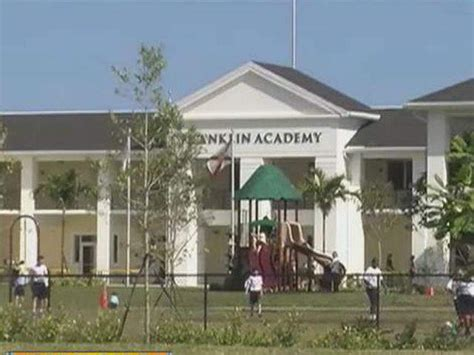 Franklin Academy Palm Gardens by Franklin Academy School Investigates Accused Of Throwing Shoe At Student