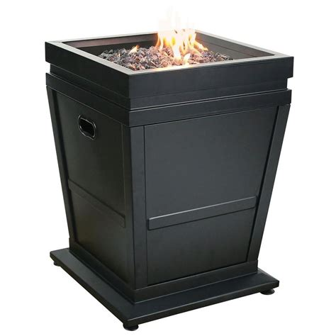 Endless Summer 20 In Gas Outdoor Fireplace 30000 Btu In Lp Outdoor Fireplace