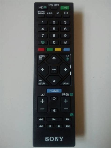 Remotremote Tv Lcdled Sony Kw 1 jual beli remote tv lcd led smart tv 3d sony kw