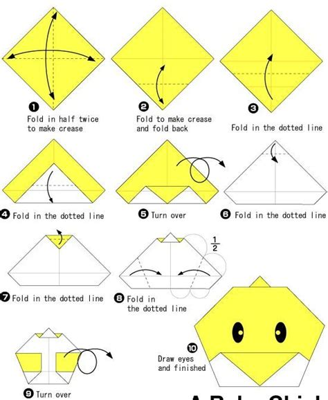 Written Origami - 12 best origami images on diy crafts and kid
