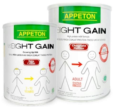 Appeton Weight Gain Indonesia resep masakan nusantara