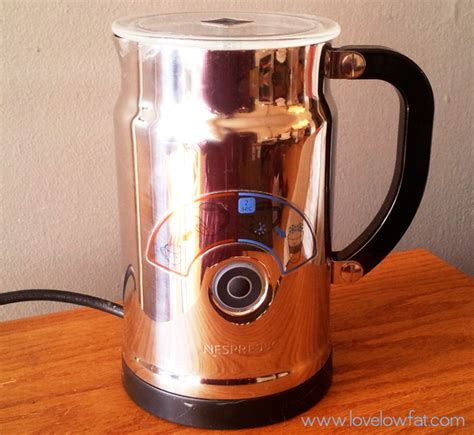 milk frother design nespresso milk frother review love low fatlove low fat
