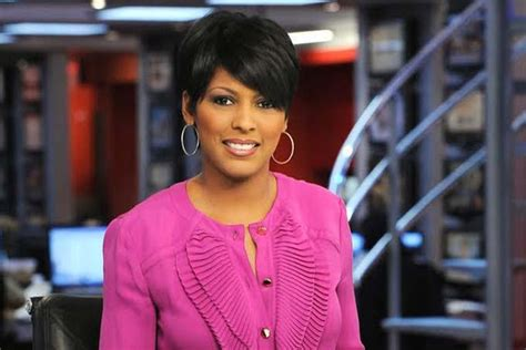 hair chicago anchor tamron hall becomes first black female today co host