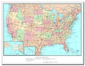 26 quot x20 quot america usa united states road map silk poster