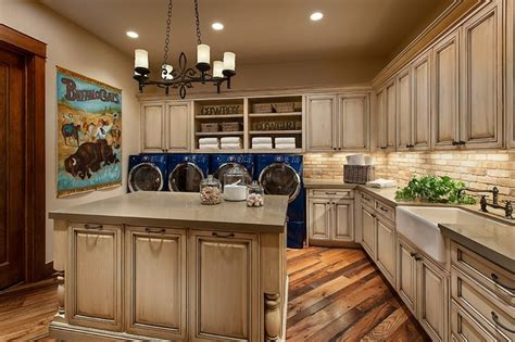 Cheap Kitchen Reno Ideas by Including Luxurious Laundry Rooms Custom Kitchens