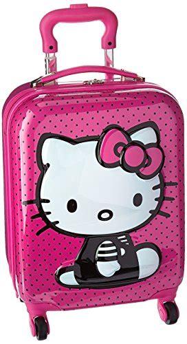 kitty luggage  love kitty