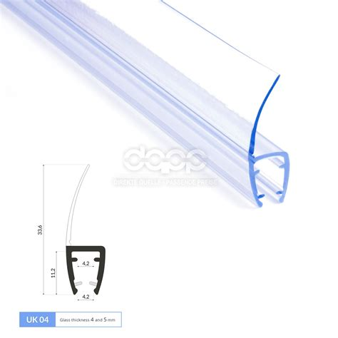 shower door trims shower door plastic trim factory direct shower door