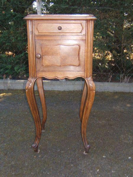 table de nuit rustique vente table de nuit ancienne