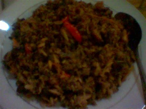 resep masakan ikan suwir pedas
