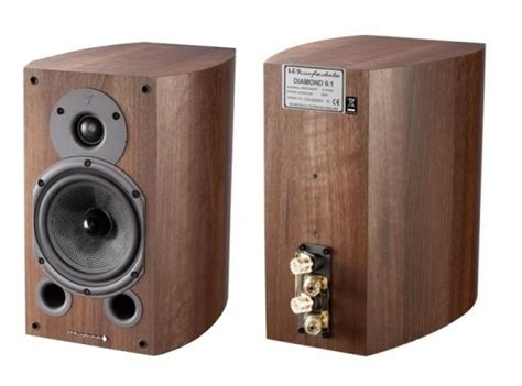 wharfedale 9 1 bookshelf speakers review and test