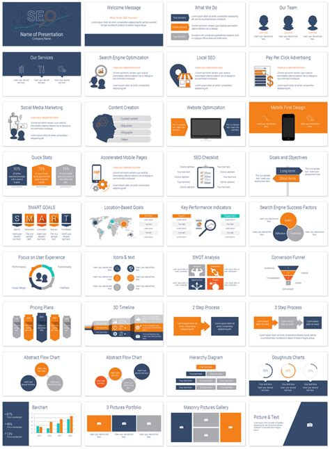 business powerpoint presentation template