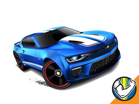 16 Camaro ® SS?  Shop Hot Wheels Cars, Trucks & Race