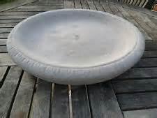 concrete bird bath ebay
