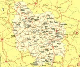 cartograf fr les r 233 gions de la bourgogne
