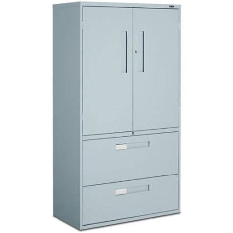 combo lateral file cabinet global fileworks multi storage cabinet and lateral file