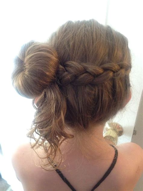 Wedding Hairstyles For Juniors by Junior Bridesmaid Hairstyles For Hair Wedding