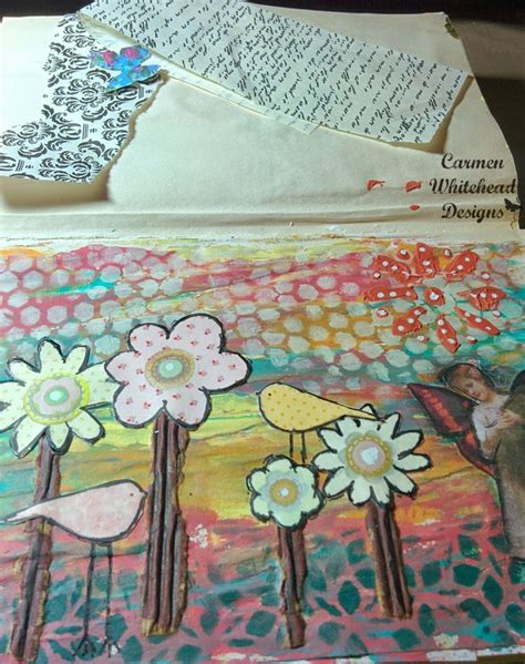 art design education journal my last art journal pages carmen whitehead designs
