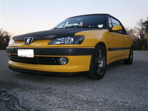 peugeot 306 cabriolet owners club 306 cabriolet roadster from italy projects forum