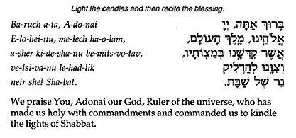 blessing shabbat candles prayers and hebrew all grades livebinder
