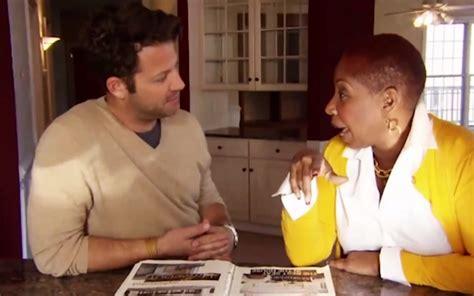 oprah surprises iyanla vanzant with a home makeover watch tv weekly now interior designer nate berkus transforms