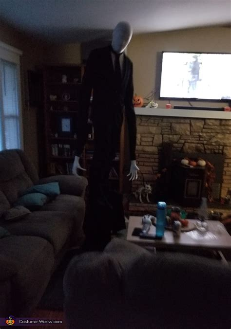 slender man adult halloween costume