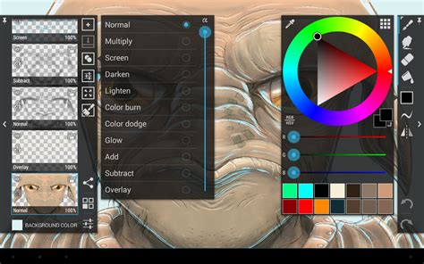 sketchbook pro apk tablet artflow paint sketchbook android apps on play