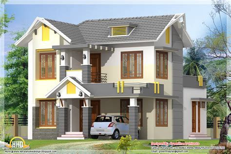 July 2012 Kerala Home Design And Floor Plans | july 2012 kerala home design and floor plans cheap home