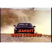 IMCDborg Bandit Goes Country 1994 Cars