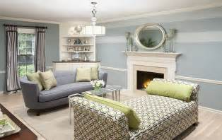 Wall Paint Ideas For Living Room 15 Fabulous Living Rooms With Striped Accent Walls