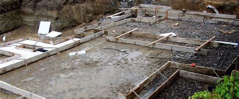 Slab on grade or a foundation and basement?   Ecohome