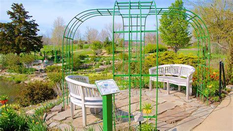 Overland Park Arboretum And Botanical Gardens by Overland Park Arboretum And Botanical Gardens In Kansas