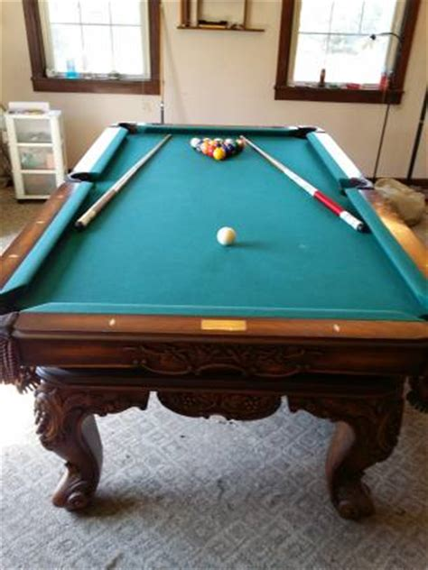 pool tables indianapolis used pool tables for sale indianapolis indiana