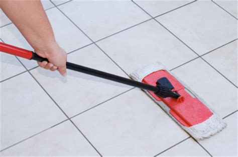 Mopping Bathroom Floor by Tile Cleaning Detroit Mi Chet S Cleaning
