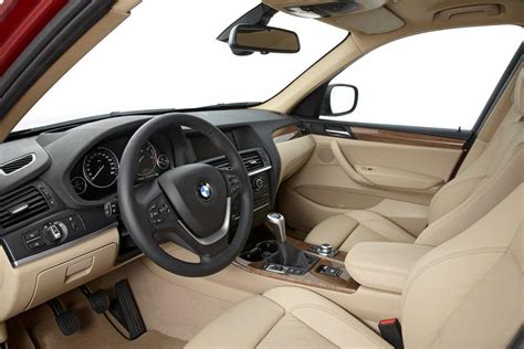 bmw inside bmw x3 interior