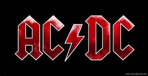 AC/DC, Histoire de logos - If You Want AC/DC, You've Got ... Ac Dc Logo Images