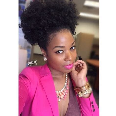 pintrest pics of african americans with natural puff hairstyles pinterest the world s catalog of ideas