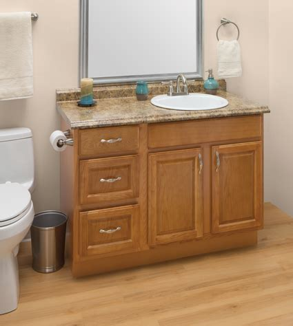 oak bathroom vanities custom bathroom vanities hd supply