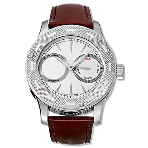 alfred dunhill bobby finder mens automatic watchwatch shop