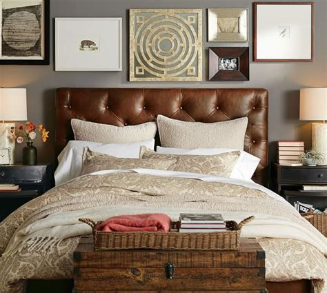 bedroom ideas brown leather bed 17 best ideas about brown bedroom decor on pinterest