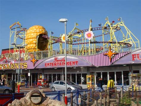 theme park lincolnshire fantasy island photos skegness uk