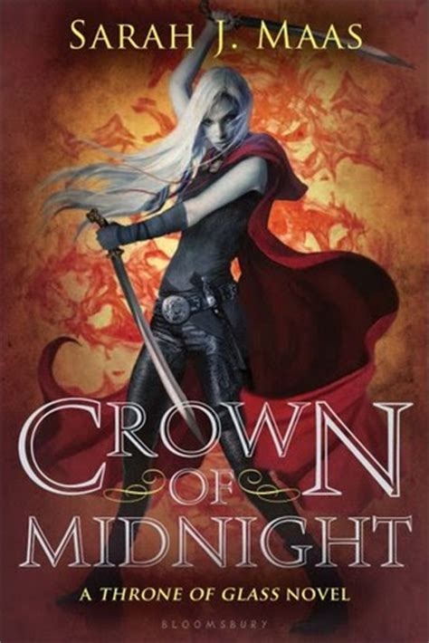libro crown of midnight throne small review cover confessions throne of glass series