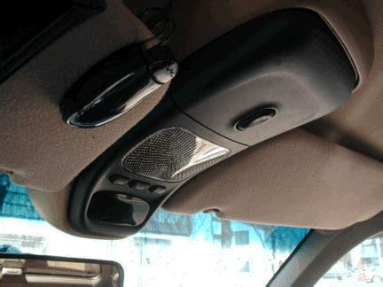 Ford Explorer Overhead Console Installation