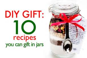 diy gift idea 10 recipes you can gift in jars inhabitat