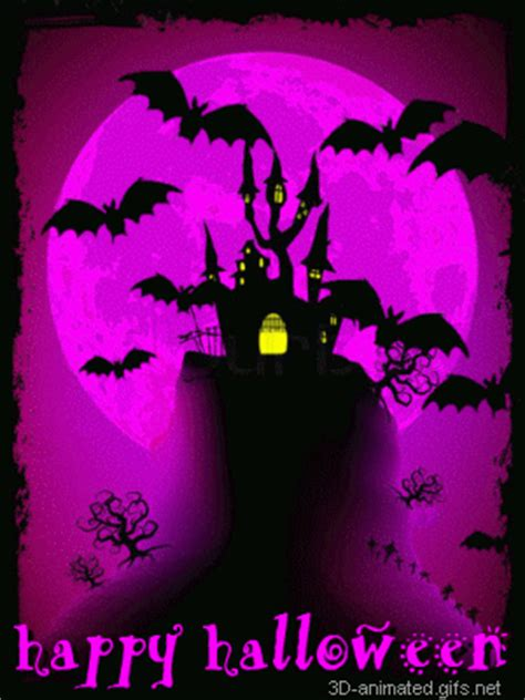 animated  gif  spooky happy halloween images clipart   gif animated
