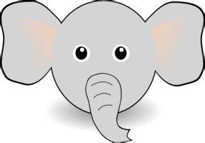 images of elephant ears cartoon clipart best