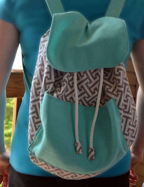 backpack diy diy pinterest